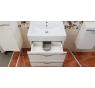 Maracana 50 Skrinka pod umývadlo - závesná + batéria zdarma