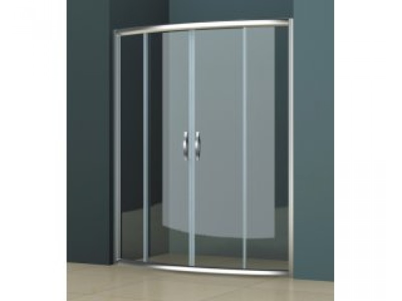 SUPREME D140 Sprchové dvere do niky