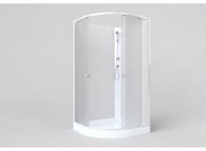 BIANCA 120x80 pravá Well Sprchový box