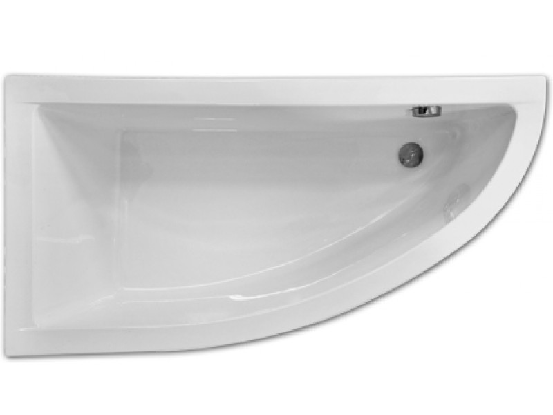 Fondy 150x70 ľavá Olsen-Spa akrylátová vaňa