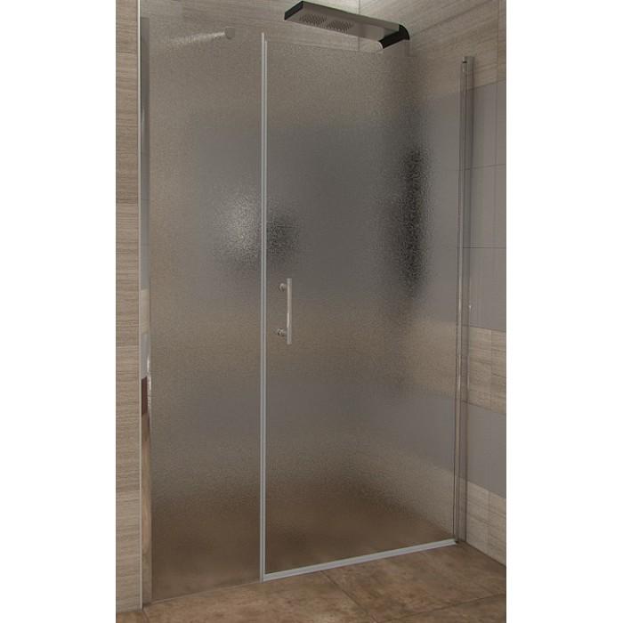 GAMA 130×190 cm Grape Well sprchové dvere do niky