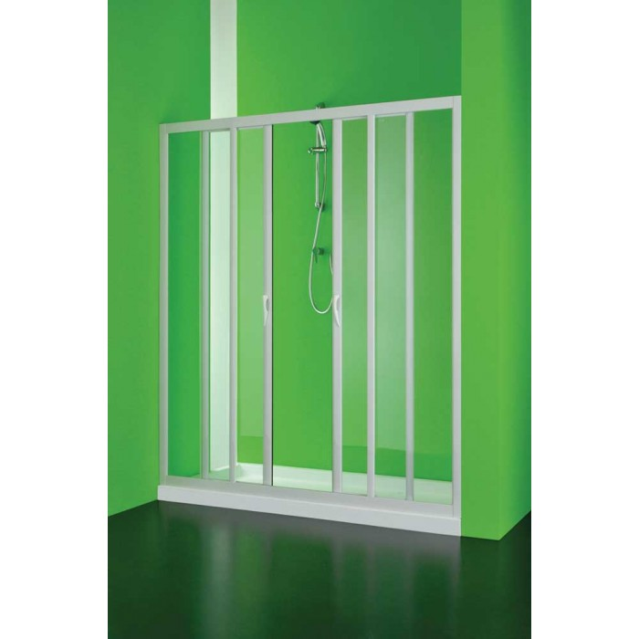 MAESTRO CENTRALE 140 - 130 polystyrol Olsen-Spa sprchové dvere