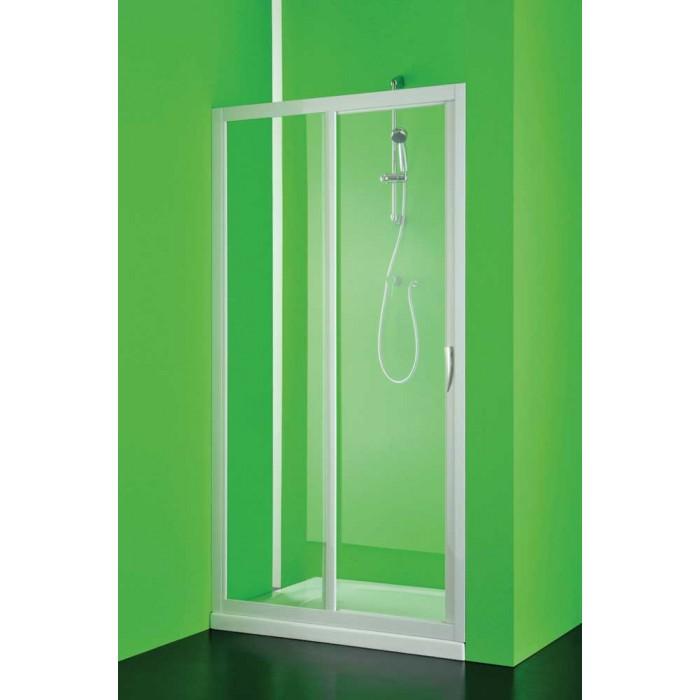 MAESTRO DUE 100-90 sklo Olsen-Spa sprchová zástena