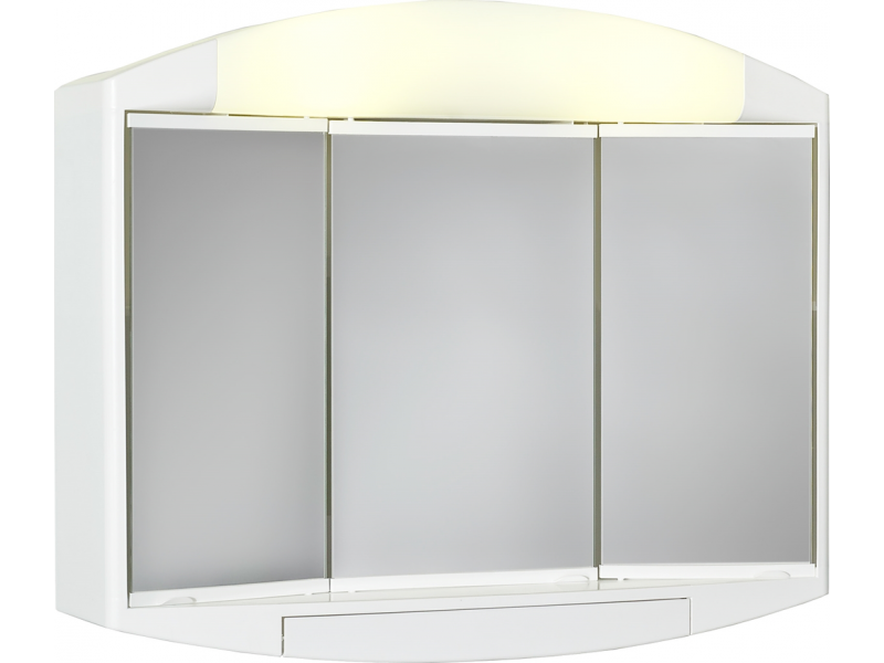 ELDA 59 x 49 Jokey Zrkadlová skrinka - biela