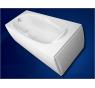 KLEOPATRA 160 × 70 Vagnerplast Vaňa obdĺžniková s podporou