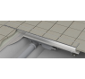 APZ7-FLOOR-650 ALCAPLAST Líniový podlahový žľab na vloženie dlažby