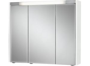 Sarti III Zrkadlová skrinka - biela