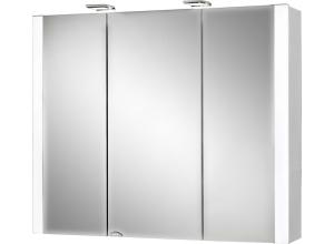 JARVIS Zrkadlová skrinka - biela