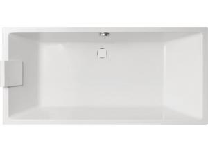 CAVALLO 180 × 80 Vagnerplast Vaňa obdĺžniková s podporou