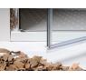 LEGRO GL1280-80 Gelco Sprchové dvere otočné - sklo číre