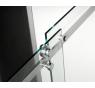 DRAGON GD4614 Gelco Sprchové dvere posuvné - sklo číre