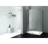 DRAGON GD4615 Gelco Sprchové dvere posuvné - sklo číre