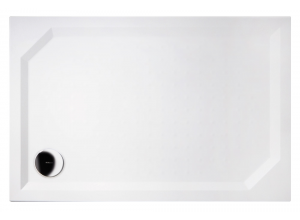 SARA 90 × 70 HS9070 Gelco Sprchová vanička obdĺžniková - hladká