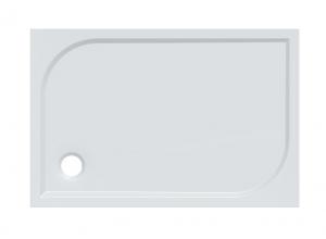 GALET 120 × 80 HQ12080 Gelco Sprchová vanička obdĺžniková