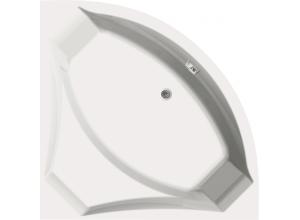VERONELA 140×140 Vagnerplast Vaňa rohová s podporou