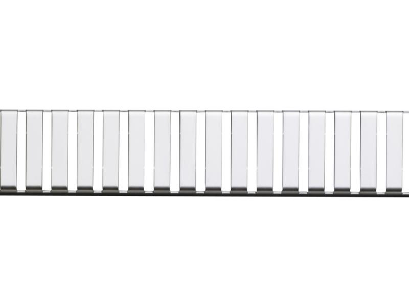 LINE-300M ALCAPLAST Rošt pre líniový podlahový žľab - nerez mat
