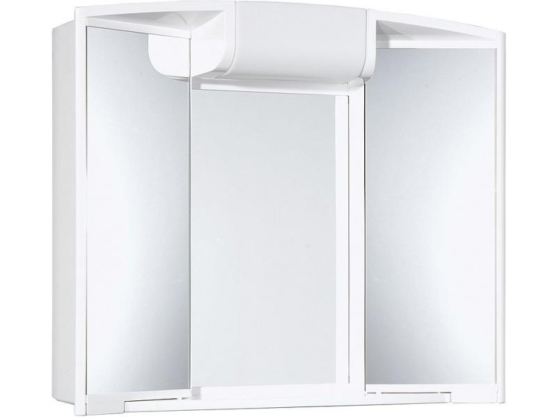 ANGY 59 x 50 Jokey Zrkadlová skrinka - biela