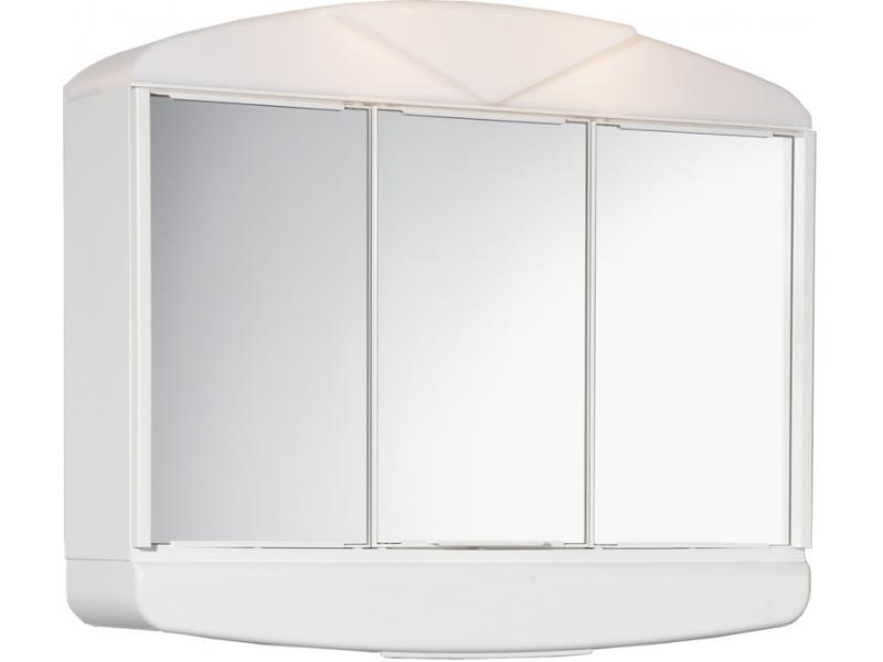 ARCADE 58 x 50 Jokey Zrkadlová skrinka - biela