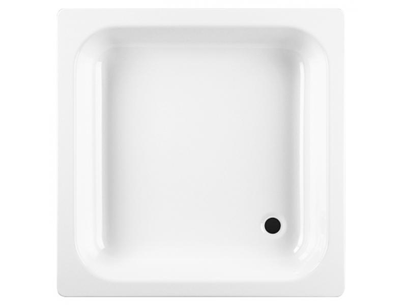 2.1408.0.000.000.1 SOFIA Sprchová vanička štvorcová 80×80 cm