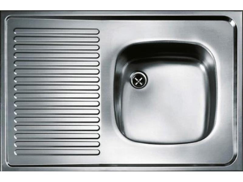 505 Norma Drez nerezový P š. 900 mm, hl. 600 mm