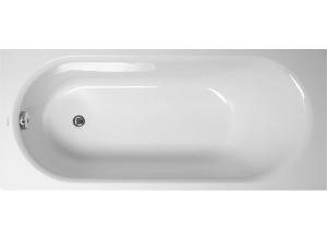 KASANDRA 160 × 70 Vagnerplast Vaňa obdĺžniková s podporou