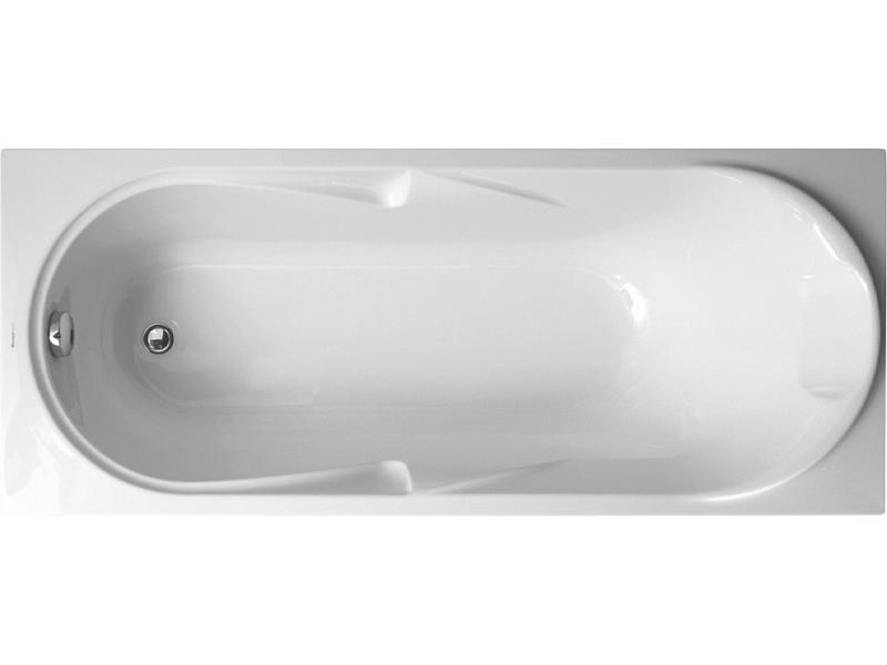 MINERVA 170 × 70 Vagnerplast Vaňa obdĺžniková s podporou