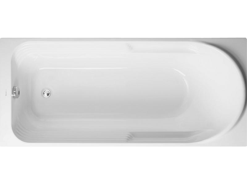 Héra 180 × 80 Vagnerplast Vaňa obdĺžniková s podporou