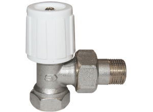 VE-4233 1/2˝ Radiátorový ventil rohový