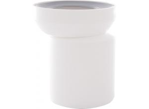 A92 ALCAPLAST Pripojovacie nadstavec k WC - nátrubok excentrický