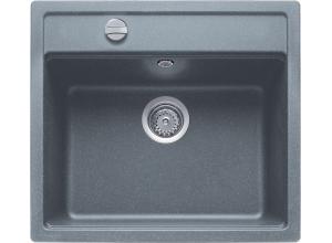 MENORCA 60 S-TG 570x510 TEKA hliníkovo šedá drez granit