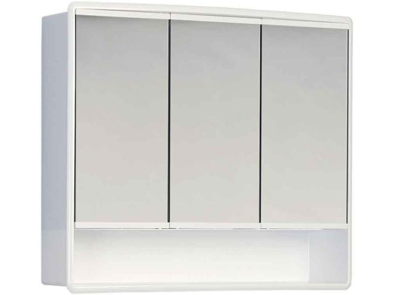 LYMO 59 x 50 Jokey Zrkadlová skrinka - biela