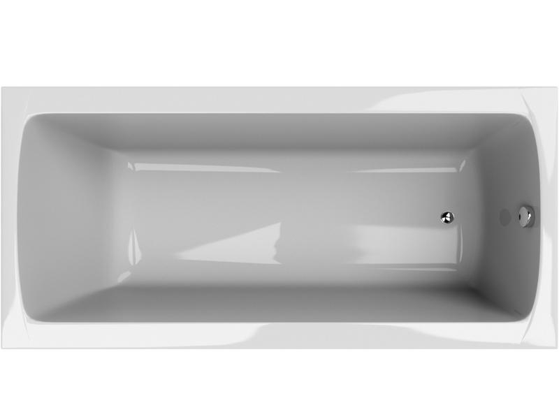 MONZA Hopa akrylátová vaňa