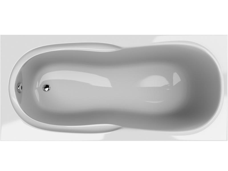 TOSCANA Hopa akrylátová vaňa