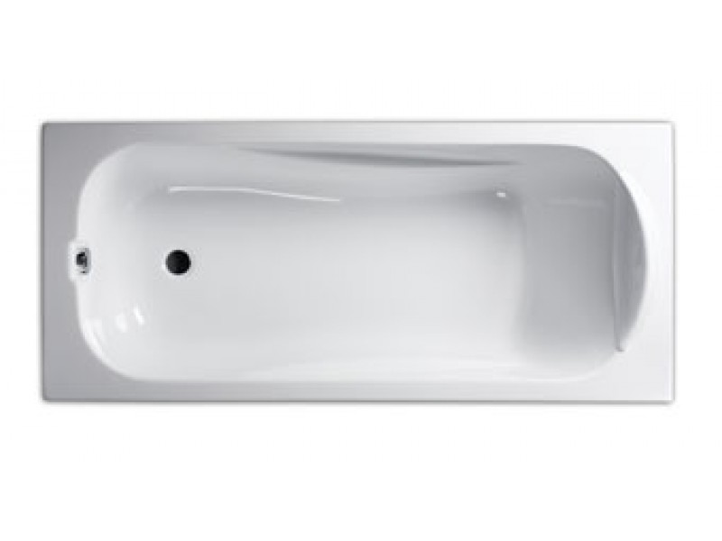 BOLZANO 170 x 75 Olsen-Spa akrylátová vaňa