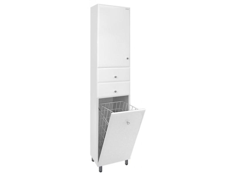 K-40-B Olsen-Spa kúpeľňová skrinka vysoká s košom