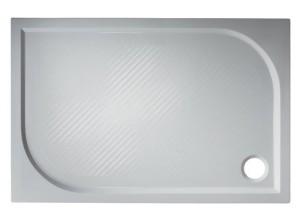 Plovdiv 120 × 80 Hopa vanička sprchová mramorová