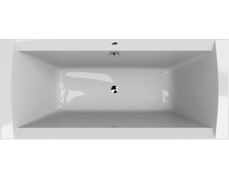 ANCONA 170 × 75 Hopa akrylátová vaňa