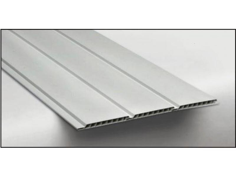 Hopa Plastový obkladový panel vonkajší 01 biely