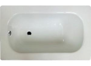 MINI KLASIK 125 x 76 Sanotti akrylátová vaňa