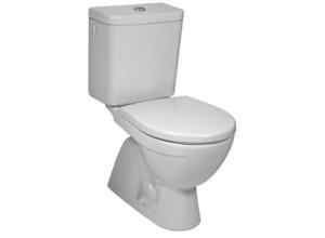 JIKA LYRA PLUS H8263870002413 WC kombi spodný - hlboké splachovanie, bočné napúšťanie