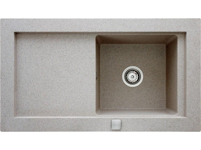 AURA 45 B-TG 920x525 TEKA pieskovo béžová drez granit