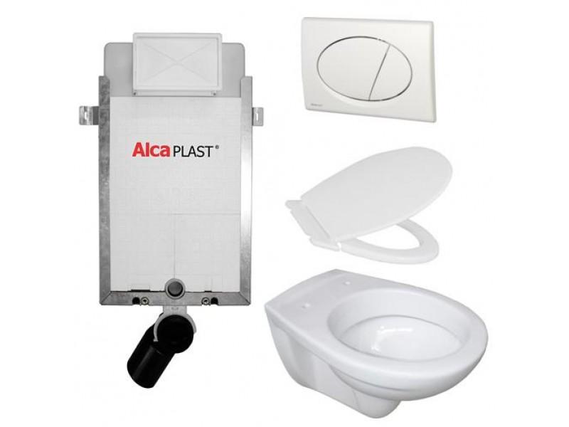 A115 + M70 Renovmodul Alcaplast kompletný inštalačný set
