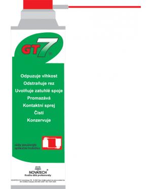 GT 7 Odpudzovač vlhkosti