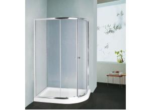 KLASIK 80x120 clear NEW Arttec sprchovací kút