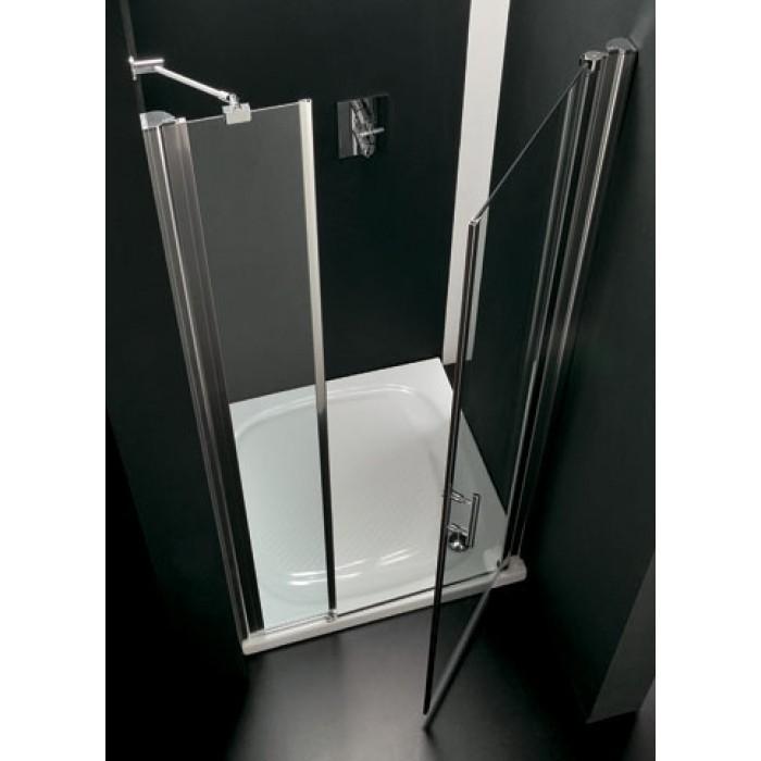 DUO 100 × 190 ľavé Hopa sprchové dvere