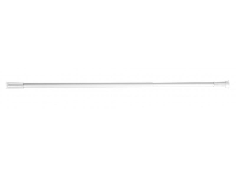 Tyč na sprchový záves Olsen 110-200 biela