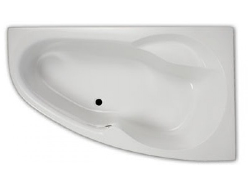 MILANO 140x95 pravá Olsen-Spa akrylátová vaňa