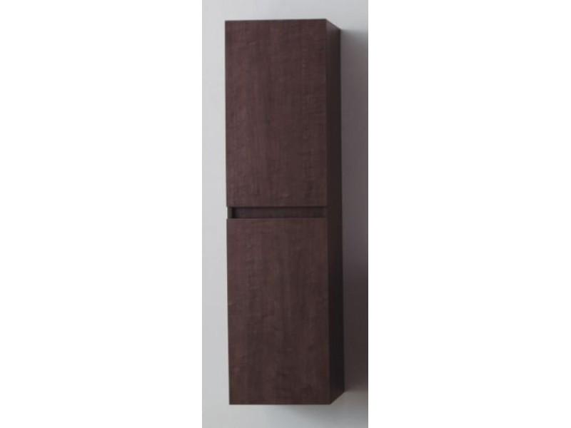A 1440 Ľavá svetlý dub Hopa kúpeľňová skrinka bočná