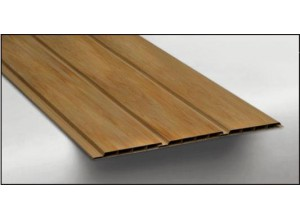 Hopa Plastový obkladový panel vonkajší 28 hnedý melír