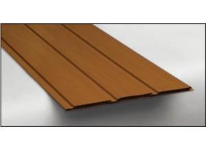 Hopa Plastový obkladový panel vonkajší 08 svetlé drevo